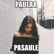 Paulaa